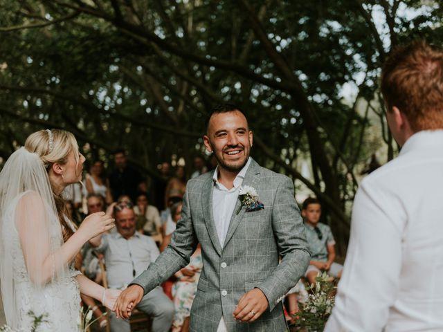 La boda de Shane y Aoife en Sant Pere Pescador, Girona 44