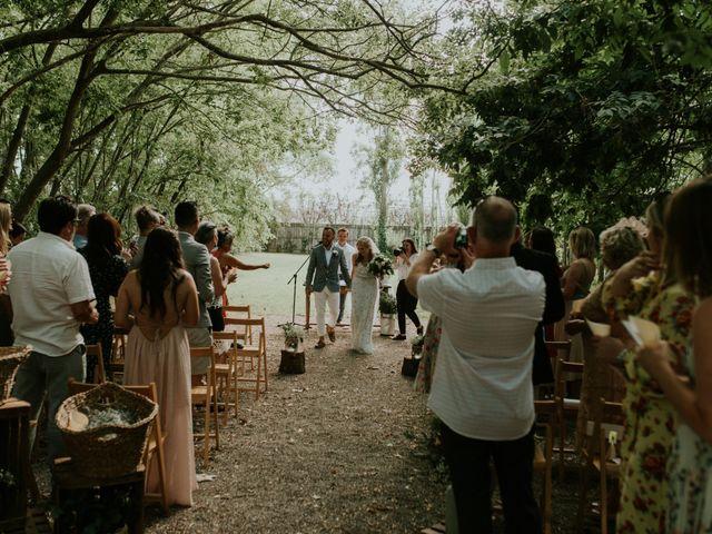 La boda de Shane y Aoife en Sant Pere Pescador, Girona 45