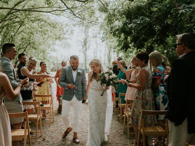 La boda de Shane y Aoife en Sant Pere Pescador, Girona 46
