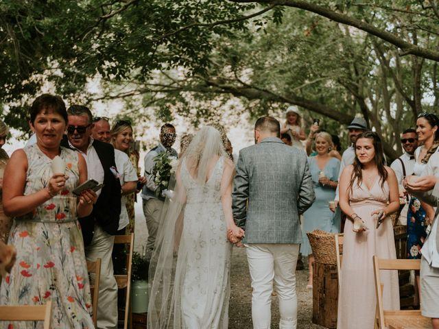 La boda de Shane y Aoife en Sant Pere Pescador, Girona 47