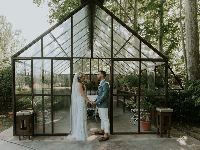 La boda de Shane y Aoife en Sant Pere Pescador, Girona 54