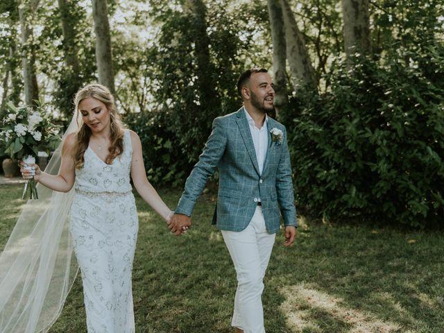 La boda de Shane y Aoife en Sant Pere Pescador, Girona 56