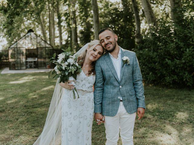 La boda de Shane y Aoife en Sant Pere Pescador, Girona 57