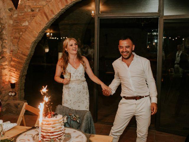 La boda de Shane y Aoife en Sant Pere Pescador, Girona 65