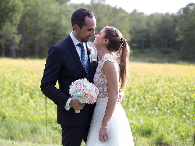 La boda de Laura y Dídac