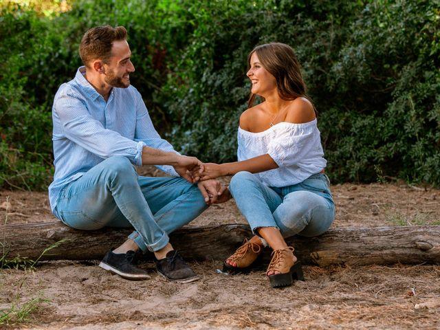 La boda de Carlos y Tamara en L' Ènova, Valencia 58