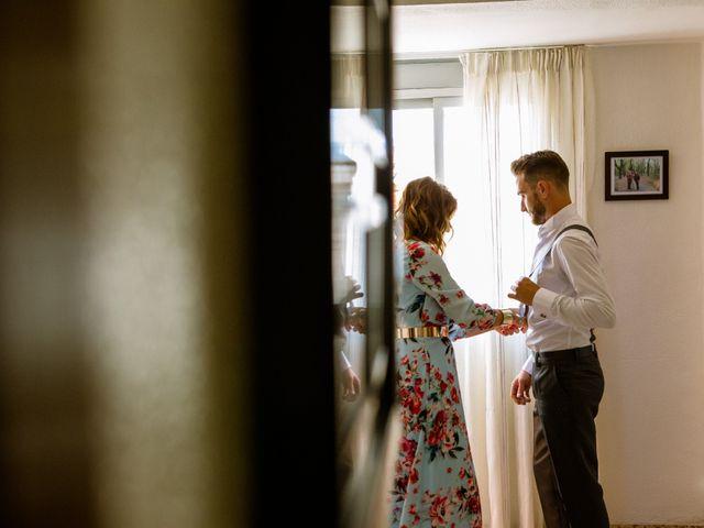La boda de Carlos y Tamara en L' Ènova, Valencia 7