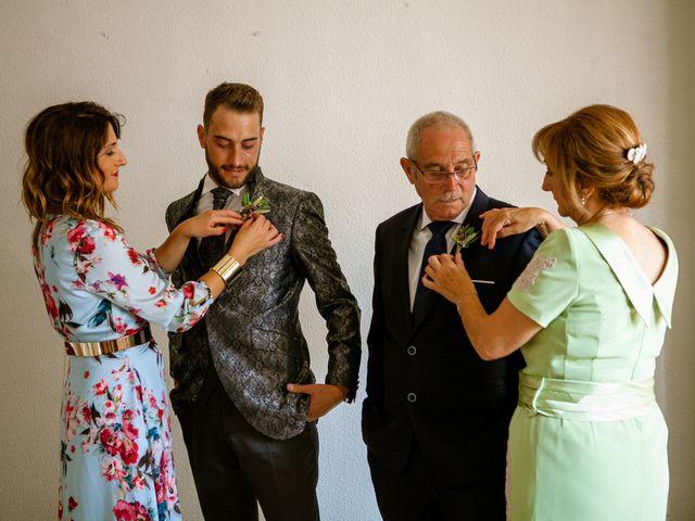 La boda de Carlos y Tamara en L' Ènova, Valencia 20