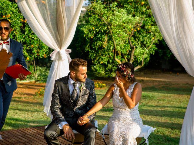 La boda de Carlos y Tamara en L' Ènova, Valencia 30