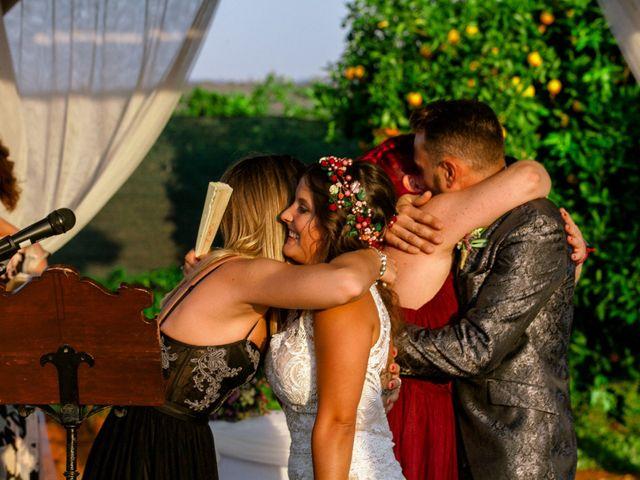 La boda de Carlos y Tamara en L' Ènova, Valencia 31