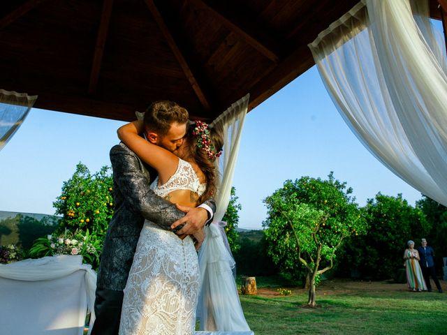 La boda de Carlos y Tamara en L' Ènova, Valencia 35