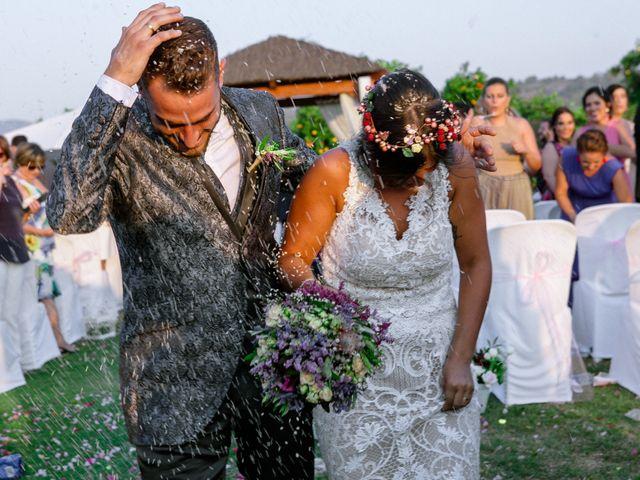 La boda de Carlos y Tamara en L' Ènova, Valencia 36