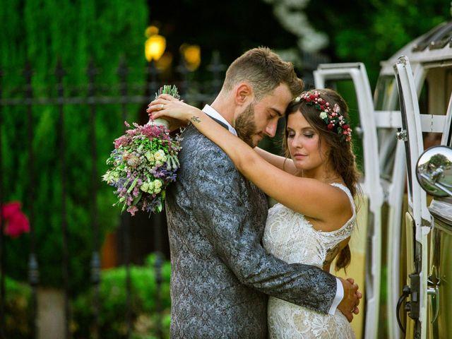 La boda de Carlos y Tamara en L' Ènova, Valencia 38