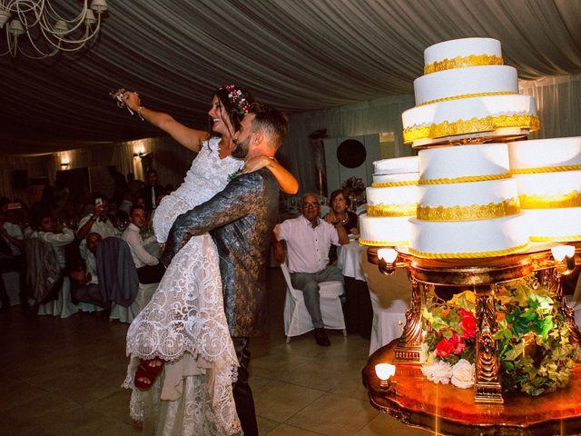 La boda de Carlos y Tamara en L' Ènova, Valencia 41