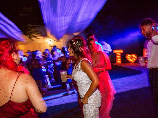 La boda de Carlos y Tamara en L' Ènova, Valencia 43