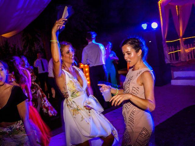 La boda de Carlos y Tamara en L' Ènova, Valencia 45