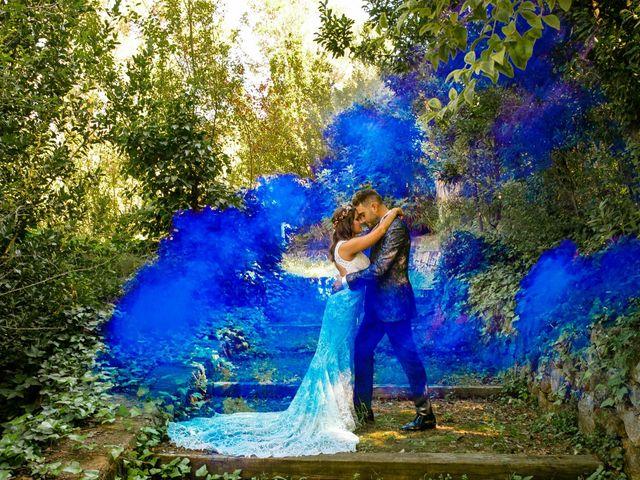 La boda de Carlos y Tamara en L' Ènova, Valencia 48