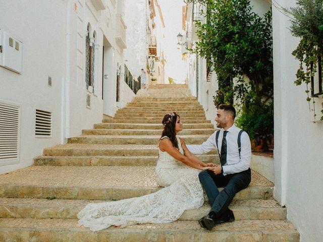 La boda de Carlos y Tamara en L' Ènova, Valencia 51