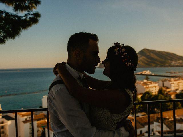 La boda de Carlos y Tamara en L' Ènova, Valencia 52