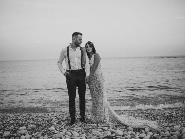 La boda de Carlos y Tamara en L' Ènova, Valencia 54