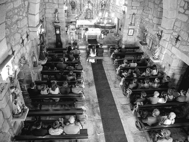 La boda de Ivan y Yamini en Mougas, Pontevedra 27
