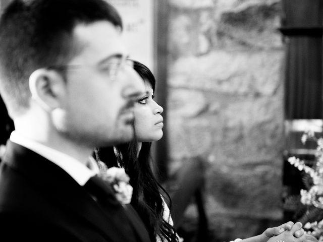 La boda de Ivan y Yamini en Mougas, Pontevedra 30