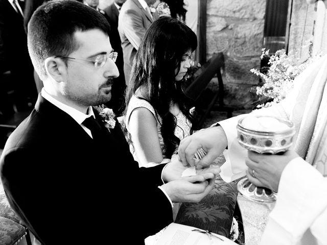 La boda de Ivan y Yamini en Mougas, Pontevedra 31