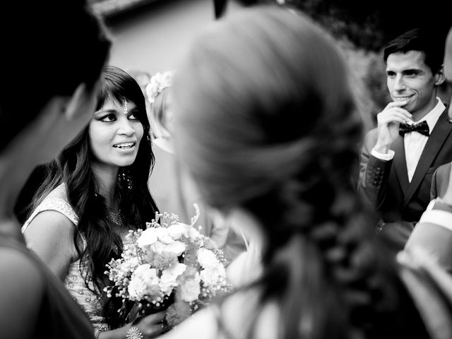 La boda de Ivan y Yamini en Mougas, Pontevedra 34