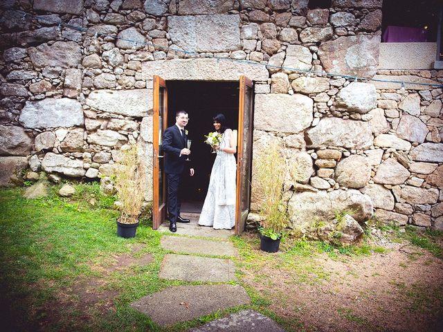 La boda de Ivan y Yamini en Mougas, Pontevedra 47