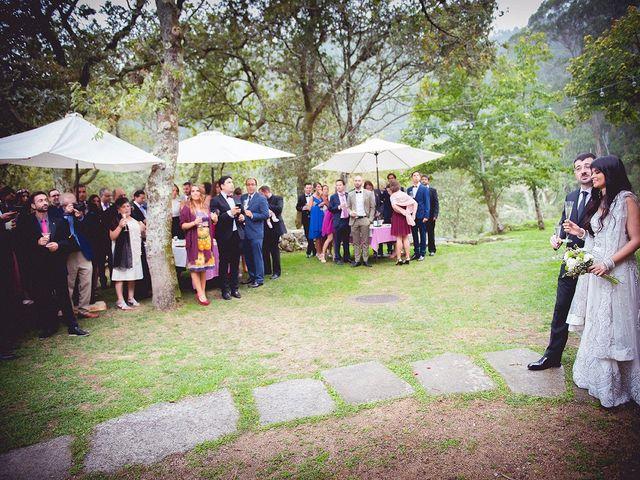 La boda de Ivan y Yamini en Mougas, Pontevedra 48