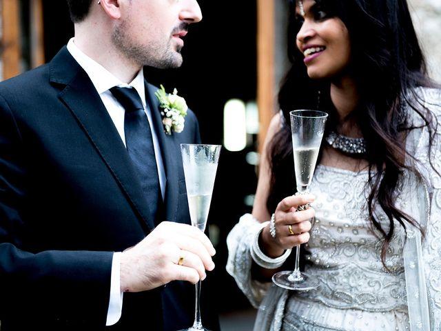 La boda de Ivan y Yamini en Mougas, Pontevedra 49