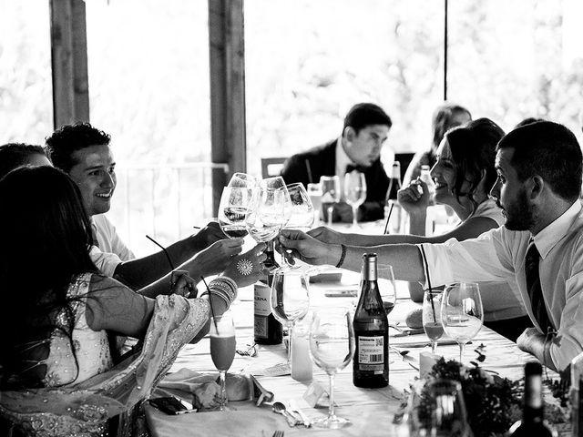 La boda de Ivan y Yamini en Mougas, Pontevedra 50