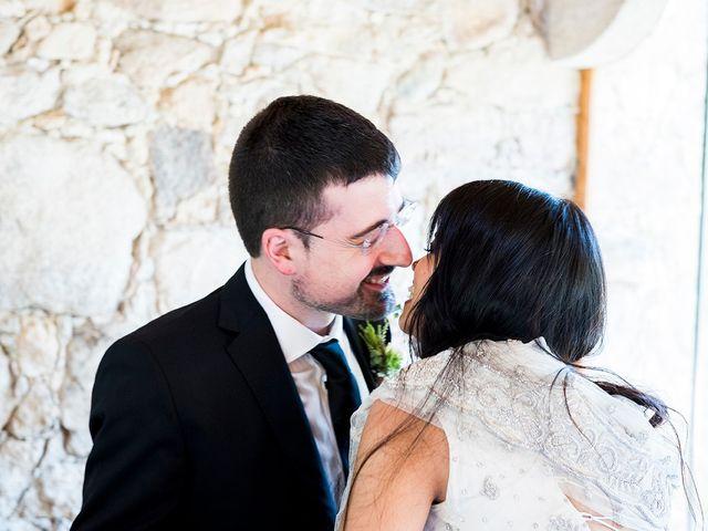 La boda de Ivan y Yamini en Mougas, Pontevedra 51