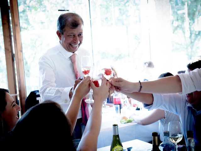 La boda de Ivan y Yamini en Mougas, Pontevedra 60