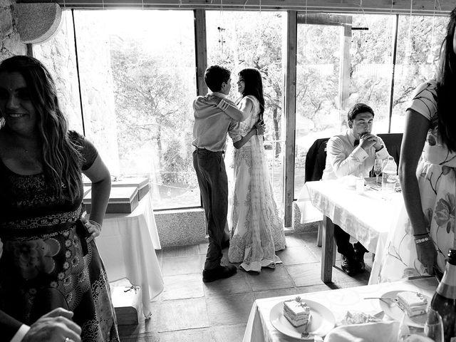 La boda de Ivan y Yamini en Mougas, Pontevedra 64