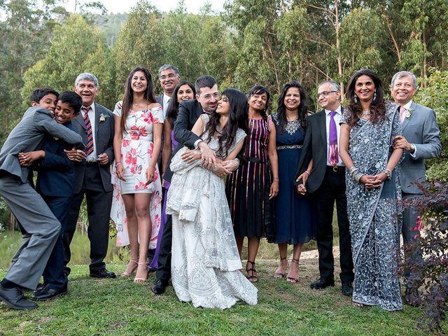 La boda de Ivan y Yamini en Mougas, Pontevedra 70