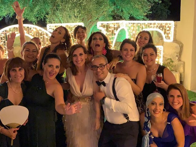 La boda de Omar y Rosa en Formentera Del Segura, Alicante 1