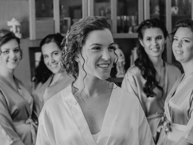 La boda de Adrián y Lucía en Castelló/castellón De La Plana, Castellón 1