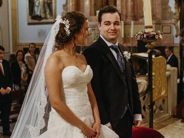 La boda de Adrián y Lucía en Castelló/castellón De La Plana, Castellón 5