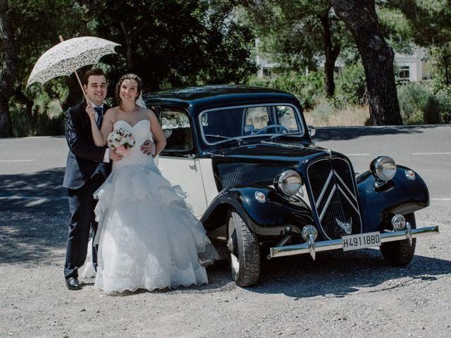 La boda de Adrián y Lucía en Castelló/castellón De La Plana, Castellón 9