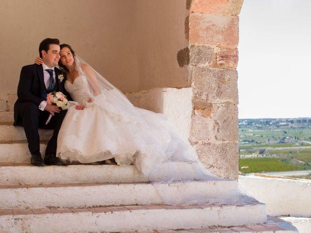 La boda de Lucía y Adrián