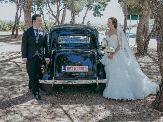 La boda de Adrián y Lucía en Castelló/castellón De La Plana, Castellón 11