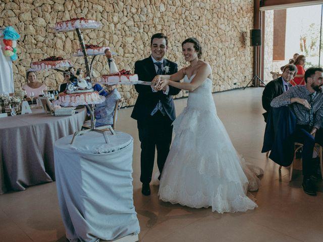 La boda de Adrián y Lucía en Castelló/castellón De La Plana, Castellón 12