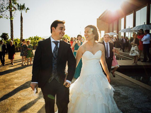 La boda de Adrián y Lucía en Castelló/castellón De La Plana, Castellón 14