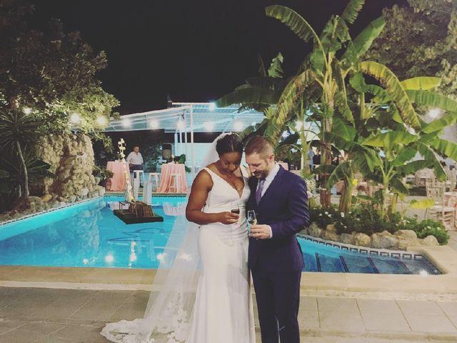 La boda de Malena  y Luis