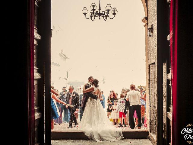 La boda de Isabel  y Robert