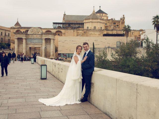 La boda de Víctor y Rocío en Córdoba, Córdoba 61