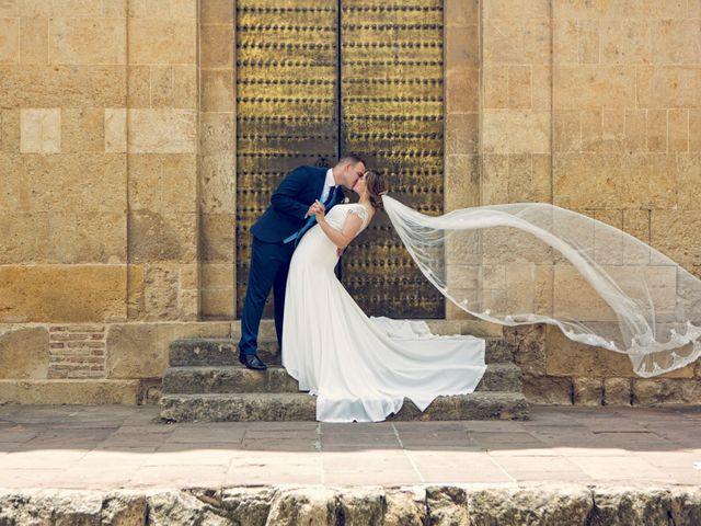 La boda de Víctor y Rocío en Córdoba, Córdoba 59