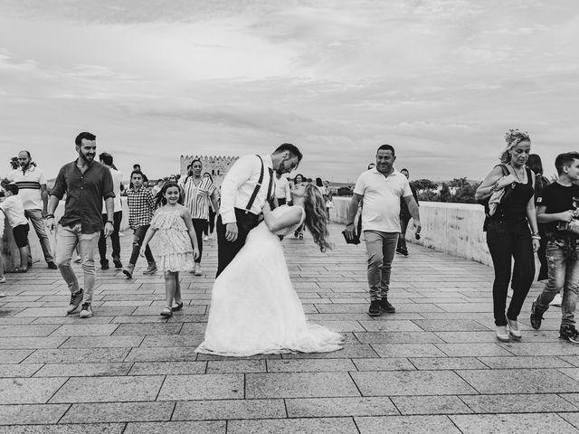 La boda de David y Marilena en Torredelcampo, Jaén 10