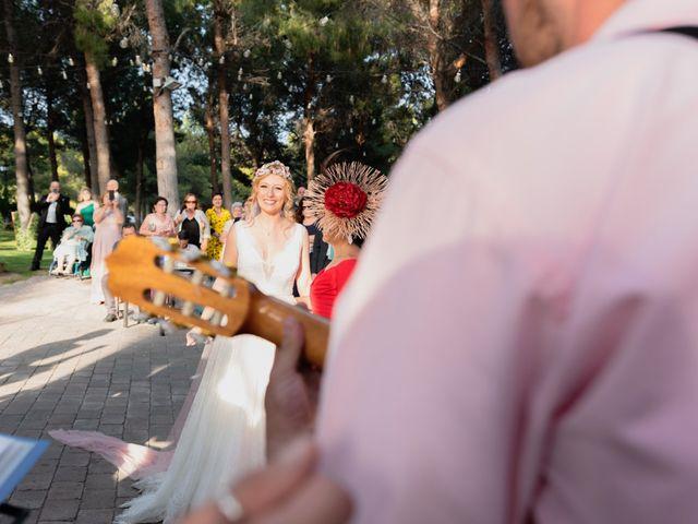 La boda de David y Marilena en Torredelcampo, Jaén 11